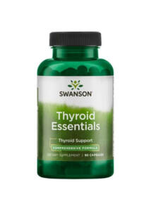 Swanson Pajzsmirigy komplex (Thyroid Essentials)